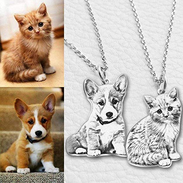 Personnaliser Animal de compagnie Collier